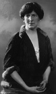 Alice Duer Miller - writer, poet and feminist - One of Harpo's great friends.. and anagrams partner