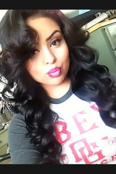 Achieve this look with the Body Wave texture from the Steam Collection at TressenceVirginHair.com