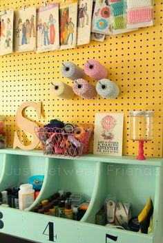 O Blog da DMC: Ideias para organizar o seu estúdio