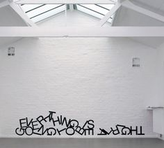 Ben Cove - Untitled Wall Painting, 2006