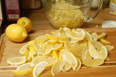 Jelly Recipes, Lemon Recipes, Jam Recipes, Canning Recipes, Drink Recipes, Kitchen Recipes, Chutney, Lemon Marmalade, Marmalade Recipe