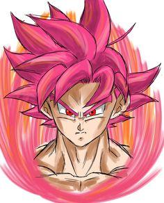 Dragon Ball Z, Goku Face, Akira, Anime Echii, Illusion Pictures, Manga Dragon, Epic Characters, Bd Comics, Fan Art