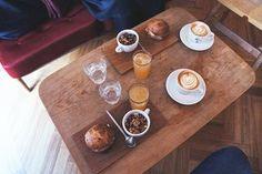 Morgenmad og brunch i Aarhus