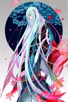 Character: Kousetsu Samonji Game: Touken Ranbu ... - Anime Fanarts