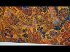 Lee Mullican Paintings at JAMES COHAN - YouTube