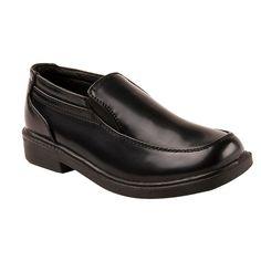 Toddler Boys' Deer Stags Brian Slip-on Loafers - Black