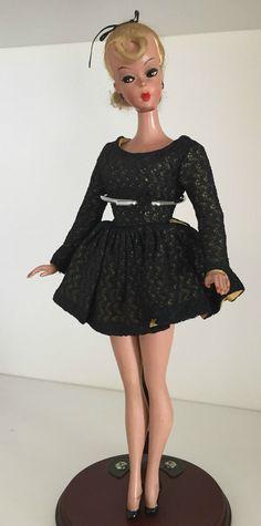 RARE Vintage Bild Lilli Doll Pre Barbie Original Outfit Germany 1955 | eBay