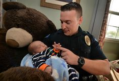 A Christmas story about love, loss and some caring support from the Garden Grove PD