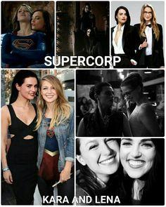 216 Best supercorp images in 2019   Kara, Katie mcgrath