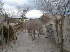 Enric Miralles y Carmé Pinos | Cementerio | Igualada, España | 1994