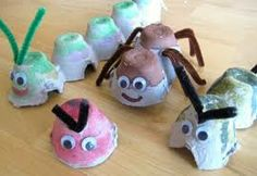 Bug curriculum for pre-schoolers. Includes math, reading and craft ideas.