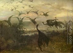 Jozef Chelmonski: Flight of the Cranes