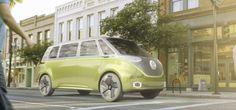 VW ID Buzz: endlich ein Elektro-Bulli von Volkswagen