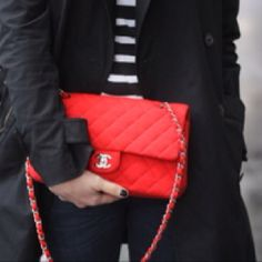Black and red (Chanel)
