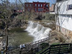 Chagrin Falls , Ohio .... My Home Town