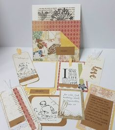 My sister in law, Janell, loves to work in her scrapbook room making cards and pl. Wondrous Wreath, Bible Bookmark, Prayer List, Beautiful Prayers, Fabric Journals, Just Because Gifts, Cards For Friends, Art Journal Inspiration, Digital Stamps