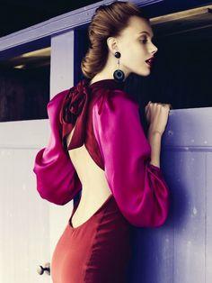 Iconic '40s Fashion - My Modern Met
