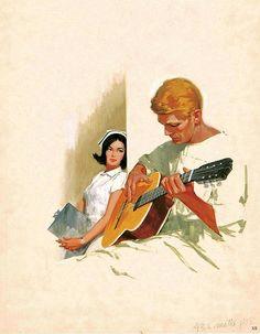 1964 ... 'Hootenanny Nurse'