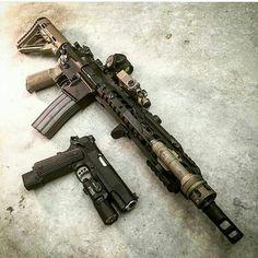 Build Your Dream Custom Assault Rifle Weapons Guns, Guns And Ammo, Airsoft, Armas Ninja, By Any Means Necessary, Custom Guns, Custom Ar15, Military Guns, Military Life