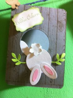Osterkare mit Stampin up