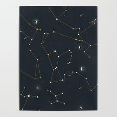 Orion and the Pleiades Poster by Iulian Cetanas - X The Pleiades, Artwork, Artist, Poster, Products, Work Of Art, Artists, Posters, Billboard