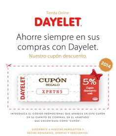 Dayelet Cupón