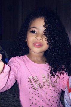 Super Ideas for baby mixed girl So Cute Baby, Cute Black Babies, Black Baby Girls, Beautiful Black Babies, Baby Kind, Pretty Baby, Cute Little Girls, Beautiful Children, Cute Babies