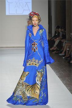 Stella Jean - Spring Summer 2013 Ready-To-Wear - Shows - Vogue.it