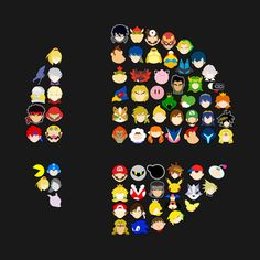 #smashbros #gaming | smash bros | smash bros ultimate | smash bros memes | smash bros funny | smash bros heroes | smash bros art | smash bros comics| super smash bros |smash bros logo | smash bros fanart |smash bros characters Super Smash Bros, Detective, Game Art, Berry, Planets, Shirt Designs, Projects To Try, Fanart, Awesome