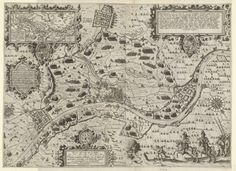 Beleg van Grave, 1602, Baptista van Doetechum, Lambert Cornelisz., Jan Evertsz Cloppenburgh (II), 1602