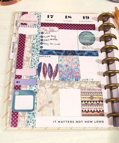 Plan with me - learn to glam plan here! free boho feather planner stickers printable
