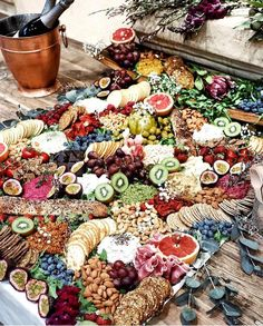 Platters — The Poor Girls Pantry Charcuterie Platter, Charcuterie And Cheese Board, Cheese Boards, Tapas, Cheese Platters, Food Platters, Antipasto, Grazing Tables, Wedding Catering