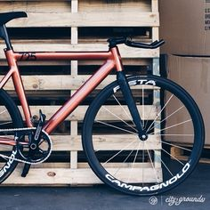 Leader Bikes 725 Limited Edition Blood Orange