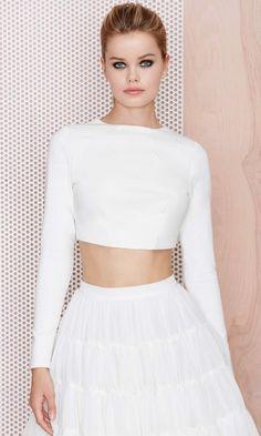 Angel in white ~