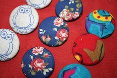 HOME MADE buttonky / remix » SAShE.sk - slovenský handmade dizajn