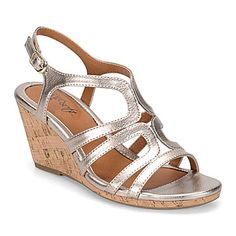 8a6537f351aa7 Buy Eurosoft Ivie Wedge Sandals today at jcpenney.com. You deserve great  deals and