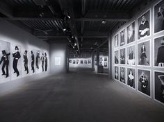 Chanel - The Little Black Jacket Exhibition Opening in Tokyo, Japan. Exhibition moves to London in the fall.