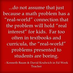 What are math teachers' biggest challenges and how do you respond to them? Read this piece on Ed Week Teacher for ideas from educators. World Problems, Math Problems, Instructional Design, Big Challenge, Math Teacher, The Real World, Education Quotes, Mathematics, Textbook