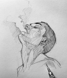 a level art sketchbook presentation ideas ~ eine ebene kunst Sketchbook Drawings, Art Drawings Sketches Simple, Pencil Art Drawings, Drawing Ideas, Sketching, Dad Drawing, Working Drawing, Sketchbook Ideas, Drawing Faces