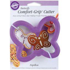 Comfort-Grip Cookie Cutter Butterfly