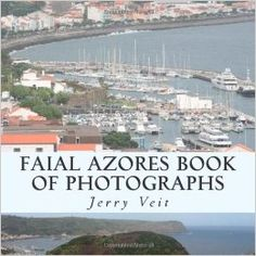 So far my only photography book. The pictures were taken in Faial, which is one of the nine islands that make up the Azores, in 2011.