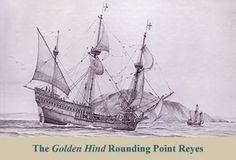 Golden Hind Golden Hind, Drake, One Thousand, Tall Ships, 16th Century, Sailing Ships, Pirates, Hobbies, Miniature