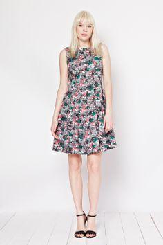 Tuscany Linen-Blend Dress. Great plains