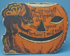 Halloween Authentic Old Vintage Antique by AquamarinaAntiques