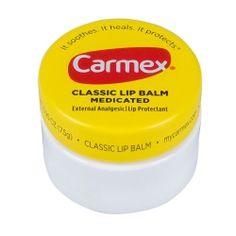 Balsam buze Carmex cutie Vaseline, The Balm, Lips, Bottle, Food, Petroleum Jelly, Flask, Meals, Eten