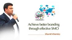 Shamit Khemka is a renowned entrepreneur, IT mentor and advisor. He strongly believes that any business or individual, desirous of achieving better branding and improved social image, must rely on social media optimization for desired results. He says that businesses across the USA, UK and worldwide can benefit a lot from SMO