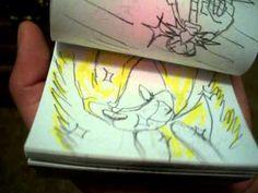 Flipbook Animation: Sonic The Hedgehog (Full Version)