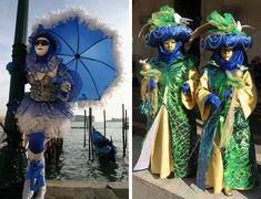 Color + Design Blog / The Colors of Carnival: Venice by COLOURlovers :: COLOURlovers