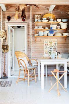 Signe Wenneberg byggede sin drøm - verdens første FSC-hus på pæle ...