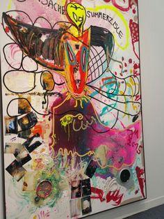 Jonathan Meese - Ohne Titel - 2015